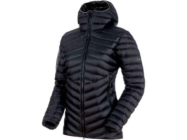 Mammut Broad Peak IN Hooded Jacket Dam black-phantom